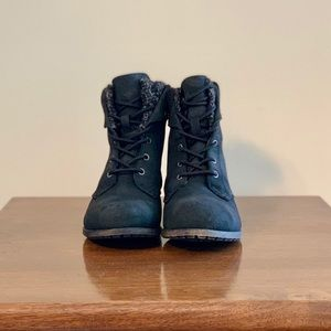 Shoes - NEW Black Combat Boots